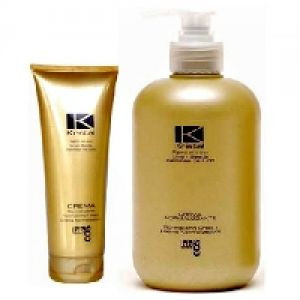 Крем нормализующий для волос Линия Kristal