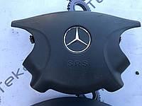Airbag керма чорний дорестайлинг mercedes e-class w211