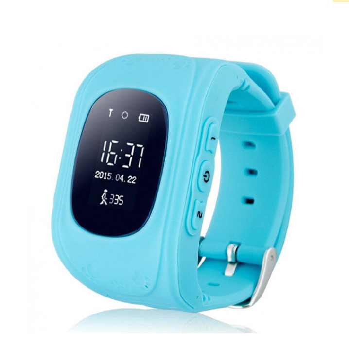 Smart Baby Watch Q50  GPS , Sim, SOS, GPS tracker / часы - телефон smart watch
