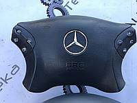 Airbag руля черный дорестайлинг mercedes c-class w203