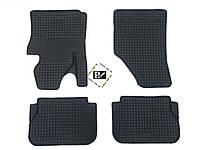 Резиновые коврики Volkswagen Caddy пассажирский (Харьков)