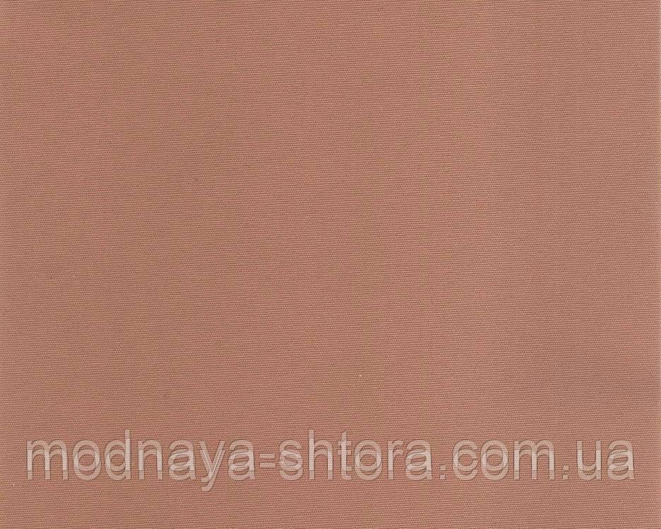 """Тканевые рулонные шторы """"Oasis"""" сатин (светло-коричневый), РАЗМЕР 57,5х170 см"""