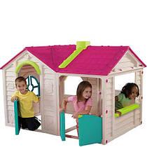Игровой домик Keter Garden villa playhouse