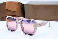 Солнцезащитные очки G3274 розовые, фото 1