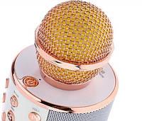 Безпровідний мікрофон караоке WS-858, фото 10