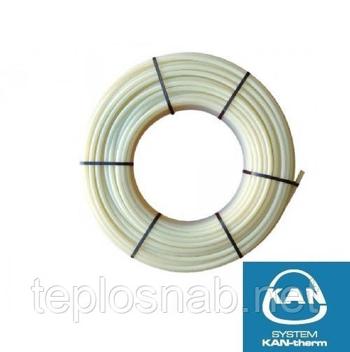Труба Kan-therm 18x2,5 PE-Xc (VPE-c) з антидиффузионной захистом
