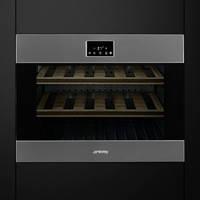 Холодильный шкаф для вина Smeg Classica CVI318X