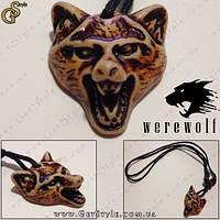 "Оберег на шею - ""Werewolf"""