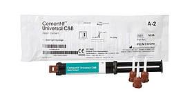 Композитний цемент Cement-It Pentron шприц-автомікс A2 (4мл)