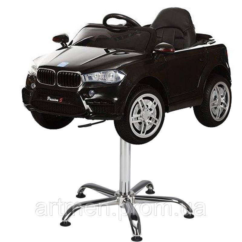 Парикмахерское детское кресло Машинка АМ4023