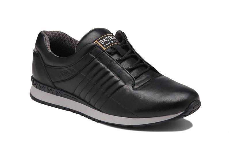 31a4463c Туфли мужские из натуральной кожи на шнурке BASTION