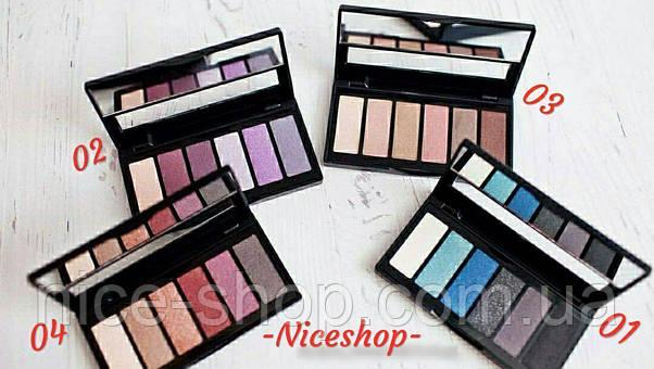 Палетка теней Aden Cosmetics Eyeshadow Palette, № 03, фото 3