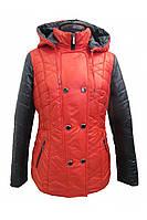Женская демисезонная куртка СИЛВИ NUI VERY