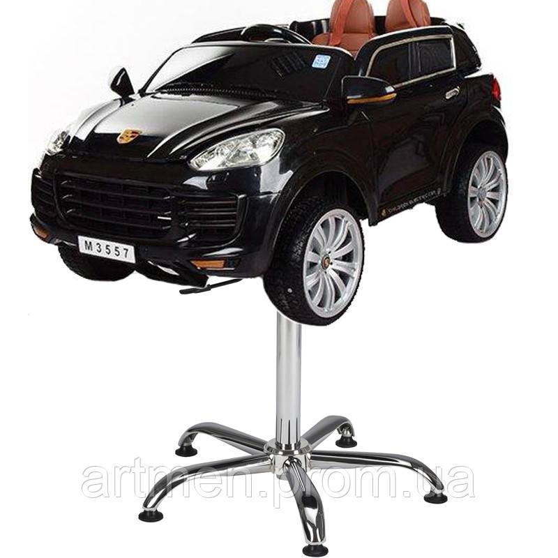 Парикмахерское детское кресло Машинка АМ4700