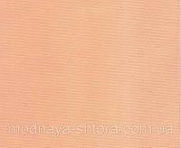 """Тканевые рулонные шторы """"Oasis"""" сатин (персик), РАЗМЕР 45х170 см, фото 1"""