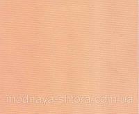 """Тканевые рулонные шторы """"Oasis"""" сатин (персик), РАЗМЕР 52,5х170 см, фото 1"""