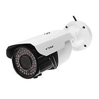 Уличная IP-видеокамера 2 Мп Tecsar IPW-M20-V60-poe