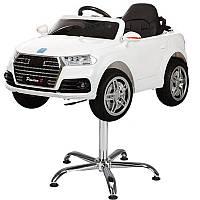 Парикмахерское детское кресло Машинка  АМ4020