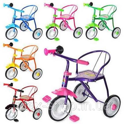 Детский велосипед М 5335 (Голубой), фото 2