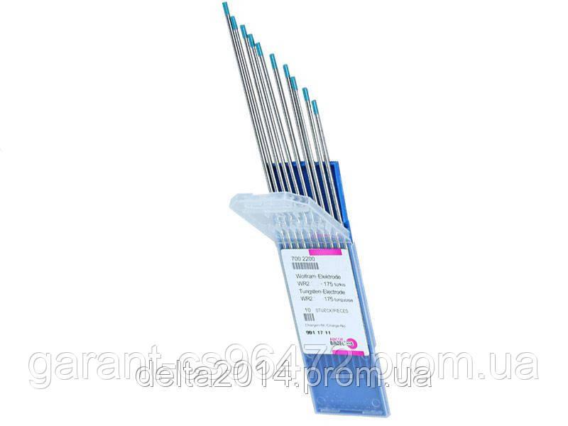 Вольфрамовий електрод WR 2,4 мм Abicor Binzel