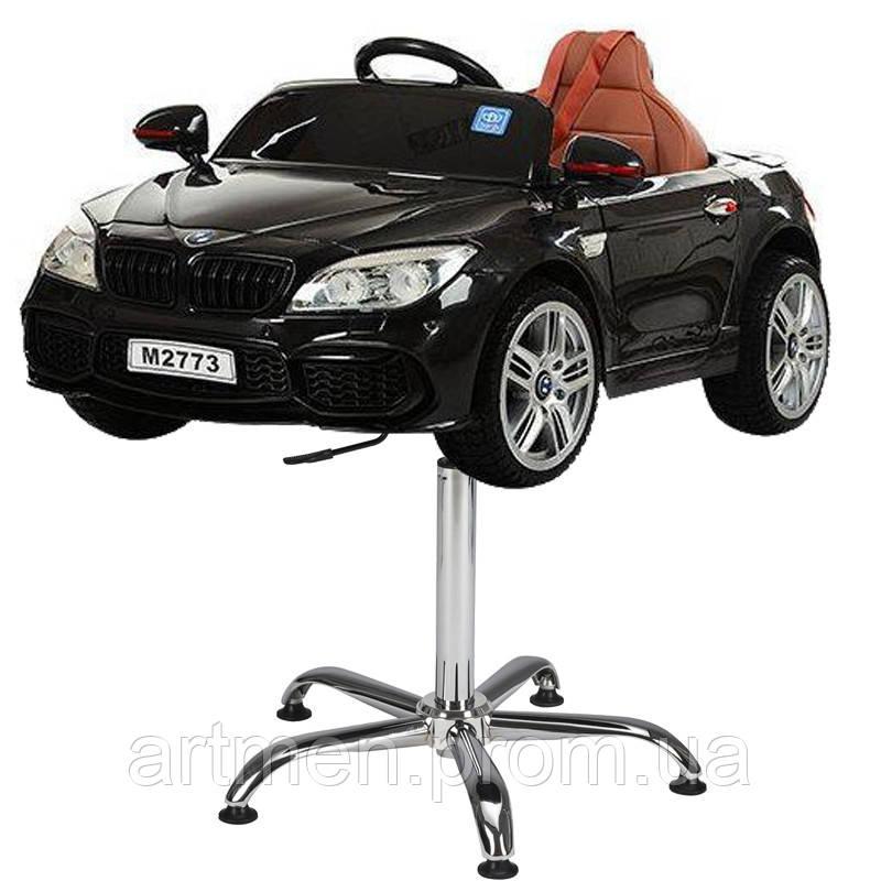 Парикмахерское детское кресло Машина АМ3900