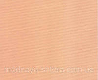 """Тканевые рулонные шторы """"Oasis"""" сатин (персик), РАЗМЕР 55х170 см, фото 1"""