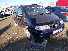 Дефлектори вікон (вітровики) VW Sharan 1995->2010 5D 4шт (Heko)