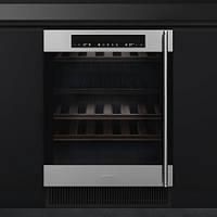 Холодильный шкаф для вина Smeg Classica CVI338XS1