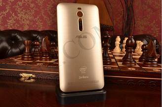 Задняя крышка Asus Zenfone 2 (ZE550ML/  ZE551ML) золотая