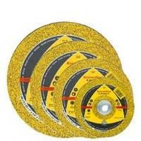 Круг отрезной по металлу  Kronenflex 125х1.6х22,2  (25шт/уп)