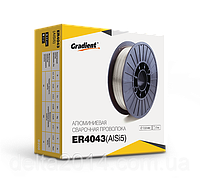 Зварювальний дріт алюмінієва ER-4043 (AK-5) 1,2 мм х 7кг (уп.)