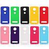 Пластиковый чехол Alisa для Motorola Moto Z4 Play (11 цветов)