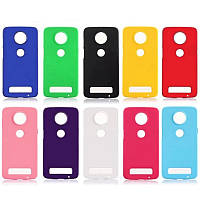 Пластиковый чехол Alisa для Motorola Moto Z4 Play (11 цветов), фото 1