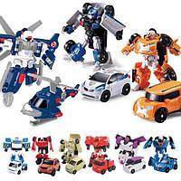 Машинки, роботы, пистолеты, ко...