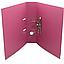 Папка регистратор А4 LUX Economix, 70 мм, розовая E39723*-09, фото 2