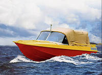 История лодки