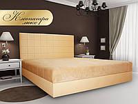 Кровать Клеопатра Люкс -1 (матрас, подъём. механизм, бельевой ящик) (с доставкой)