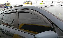 Дефлекторы окон (ветровики) Toyota Tundra / Sequoia 2007 -> 4D 4шт (HIC)
