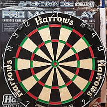Дартс сизаль Harrows Official Англия, фото 3