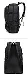 Рюкзак раскладывающийся черный, фото 3