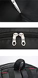 Рюкзак раскладывающийся черный, фото 4