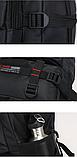 Рюкзак раскладывающийся черный, фото 5