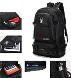 Рюкзак раскладывающийся черный, фото 6