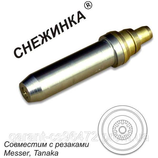 Мундштук газосмесительный пропан/метан к резаку машинному РМ 345