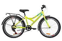 Велосипед подростковый с багажником 24'' DISCOVERY FLINT MC 2019, фото 1