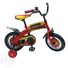 """Двоколісний велосипед для хлопчика 16"""""""