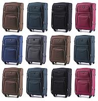 Малые чемоданы Wings 6802 на 4-х колесах (ручная кладь)