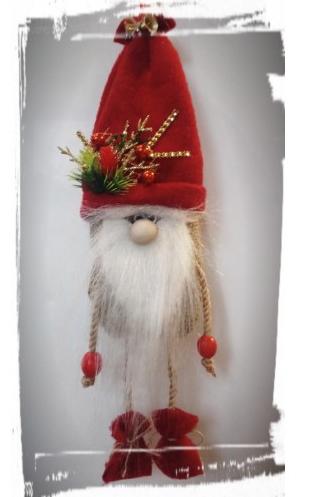 Оберег Кузя Дед Мороз