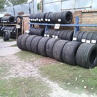 Грузовые шины б.у. / резина бу 435.50.r19.5 Goodyear Treadmax LHT2. Мегаход , фото 1