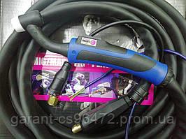 Зварювальний пальник ABITIG® GRIP 26 F гнущаяся головка (4 метрова) управління подачі газу кнопкою